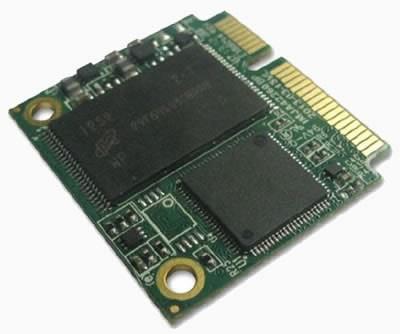 Super Talent анонсира миниатюрни SSD с mSATA интерфейс