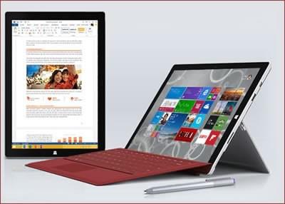 Таблетът Microsoft Surface Pro 3 заменя изцяло лаптопа