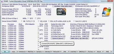 System Information Viewer, версия 4.14