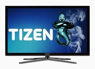 Всички smart телевизори на Samsung през 2015 г. ще са базирани на Tizen