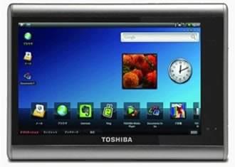 Toshiba се отказва от 7-инчовите таблети?