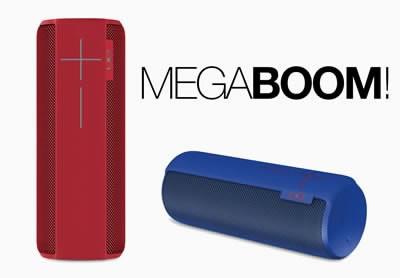 Множество Ultimate Ears Boom и Megaboom мобилни колонки се обединяват в обща, безжично синхронизирана акустична система