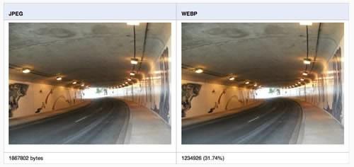 Google иска да убие JPEG - посрещнете WebP...