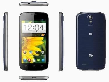 ZTE N909 е перфектното визулано копие на Samsung Galaxy S III