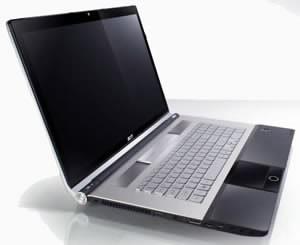 Acer Aspire AS8943G - нов модел на компанията с мощна видеокарта...