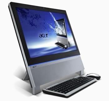 Acer пуска All-in-one компютър с 3D дисплей в Европа