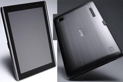 Acer пуска през април два таблета
