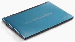 Бъдещите двуядрени нетбуци на Acer ще бъдат с две операционни системи...