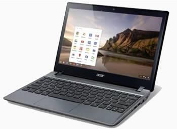 Нова версия на Acer Chromebook C7