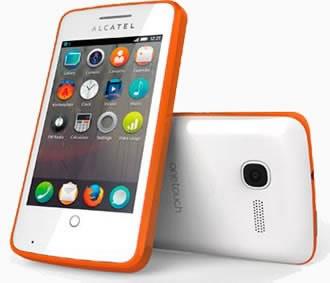 Мобилната операционна система Firefox Mobile навлиза на пазара с Alcatel One Touch Fire