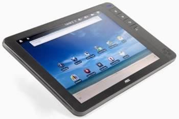 AOC ще покаже евтин таблет на CeBIT 2011