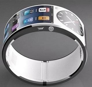 Умният часовник на Apple ще е с гъвкав OLED екран?
