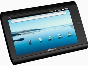 Archos Arnova 7 - Android таблет за $99
