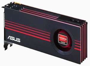 Asus пуска овърклокнати AMD Radeon HD 6800 видеокарти