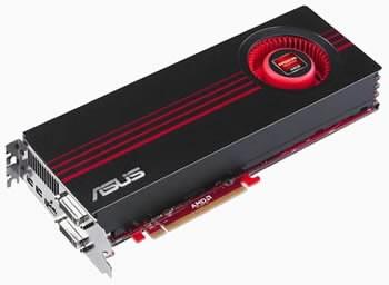Asus повдига леко честотите на своите Radeon HD 6900 видеоускорители