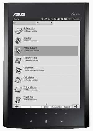 ASUS Eee Note EA800 - таблет, електронна книга или двете заедно?