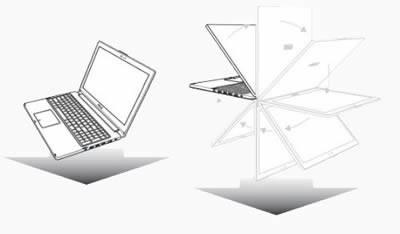 ASUS TP300L - комбинация от лаптоп и таблет с Haswell процесор и GeForce 820 видеоускорител