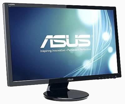 Asus предлага 6 нови монитора