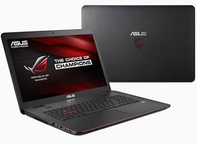 ROG G551 и G771 - нови геймърски лаптопи от ASUS