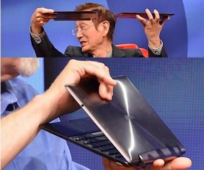 Asus показа Transformer Prime - таблет и лаптоп, задвижван от Tegra 3