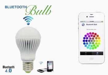 Bluetooth Bulb - управлявай светлината пред смартфона си
