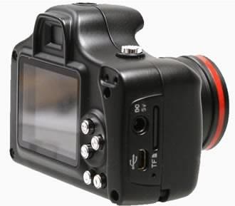 Canon подготвя DSLR фотоапарат в корпус на сапунерка