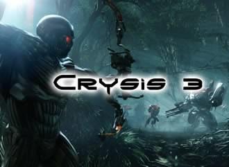 Crysis 3 излиза във версии за компютър, PS3, Xbox 360, но не и за Nintendo Wii U конзоли
