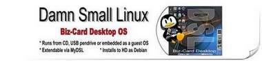 Damn Small Linux 4.0 RC 1 & 3.4.1 Final