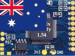 Австралия легализира мод-чиповете