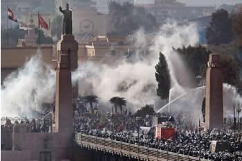 Google и Twitter спешно пускат нова услуга за Египет