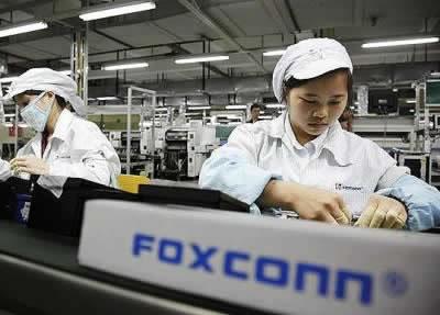 Японци крадат тайвански патенти от Foxconn