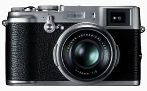 Fujifilm FineFix X100 - за истинските фенове на старите фотоапарати...