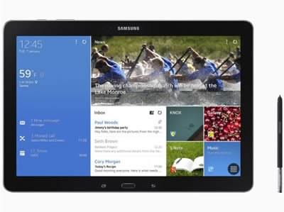 Samsung Galaxy Note Pro - 12.2-инчов таблет с поддръжка на S-Pen