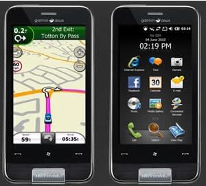 Garmin-Asus Nuvifone престава да съществува от 2011г