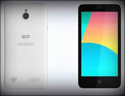 Екзотиката Geeksphone Revolution - испански смартфон с DUAL OS