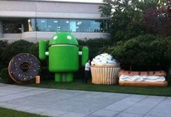 Android 4.0 ще е с кодово име Ice Cream