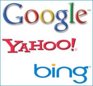Google, Yahoo, Bing продължава да е голямата тройка в САЩ