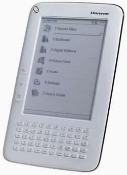 WISEreader B630 - нов електронен четец от Hanvon