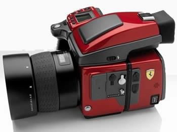 Hasselblad H4D Ferrari Limited Edition...