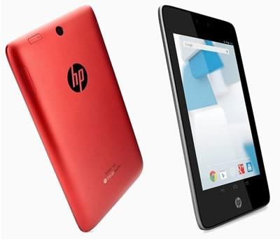 Hewlett-Packard обнови Slate таблетите си с 4 нови Android предложения