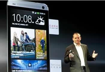 HTC омаловажи успехите на Samsung