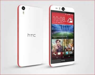 HTC Desire Eye - топ смартфон с две 13-мегапикселови камери