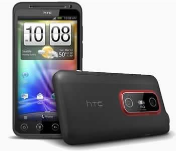 HTC EVO 3D влиза по магазините в Европа до месец