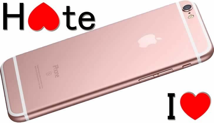 iPhone 6s е на тезгяха, да заповядат хейтърите