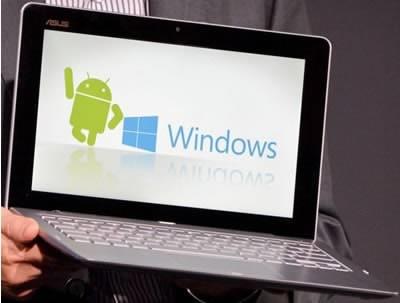 Windows и Android без презареждане в нова разработка на Intel