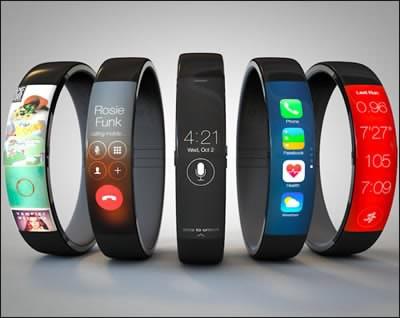 Apple наблягат на сензорите в очаквания умен часовник iWatch