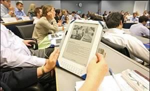 Електронна книга вместо учебник?