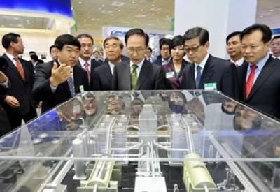 Южна Корея инвестира огромна сума във вятърна електроцентрала