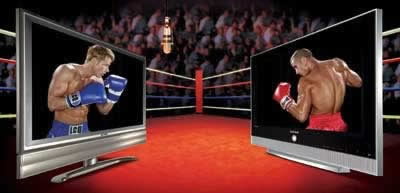 Статия: Сблъсък на технологии - LCD срещу Plasma