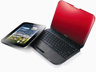 Lenovo хибрид предлага лаптоп и таблет с 2 операционни системи